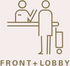 FRONT+LOBBY